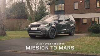 Made for Families - Land Rover Discovery