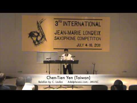 3rd JMLISC: Chen-Tien Yen (Taiwan) Balafon by C. Lauba