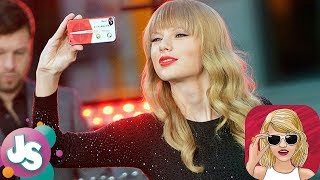 Is Taylor Swift's New App Throwing Shade at Kimojis? -JS