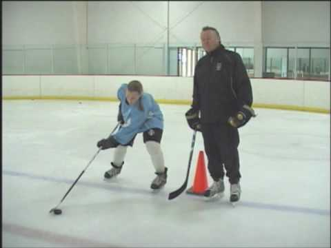 Youth Hockey Tips with Kenny McCudden - Coming Out of Corners
