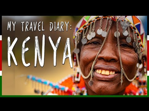 Watch My Travel Diary: Kenya episode 4