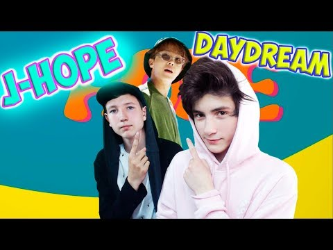 j-hope 'Daydream (백일몽)' MV Реакция   ibighit   Реакция на j-hope Daydream