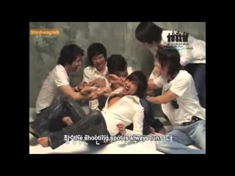 [CUTS] Shinhwa - Behind The Scenes... (2004-2013)