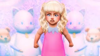 SIMS 4 STORY | THE SPOILED BRAT