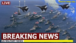 (Mar. 19, 2019) South China Sea High Tension - US / UK / China - WW3 News Update Today
