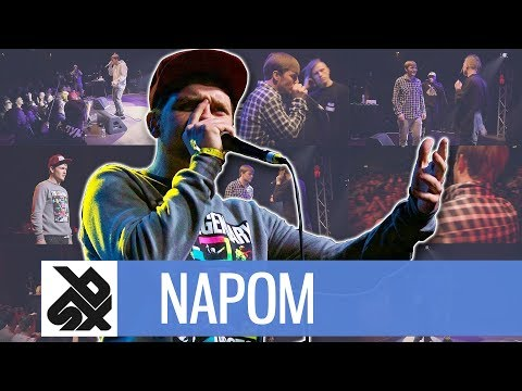 NAPOM | Road To GBBB SOLO Champion 2017