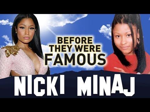 NICKI MINAJ | Before They Were Famous | UPDATED