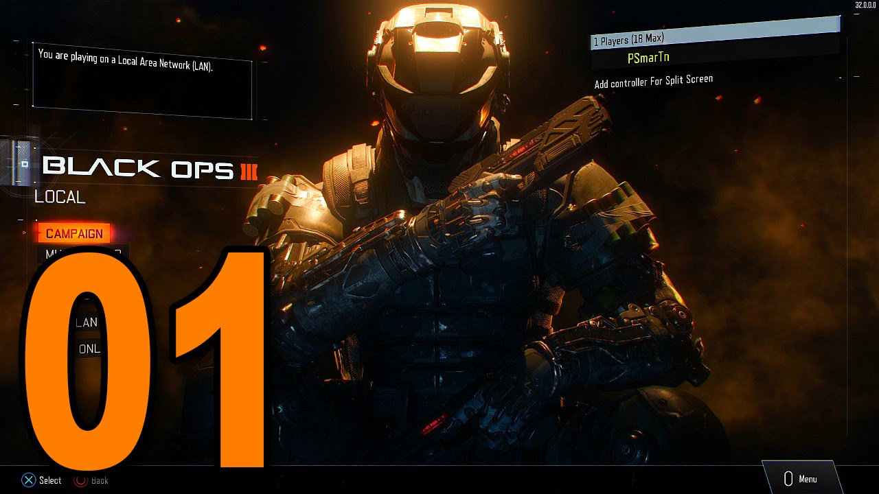 How Many Chapters In Black Ops 3
