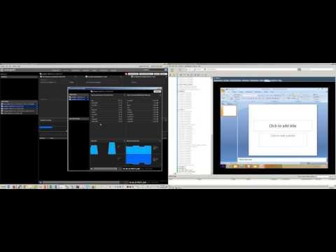 Xangati VA 12U2P3 VTT with XA Logs Use Cases Demo