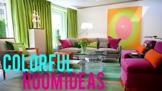 Colorful Room Ideas