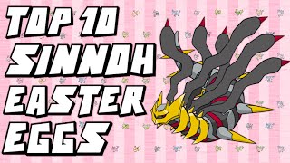 Top 10 Easter Eggs in Pokemon Diamond, Pearl and Platinum