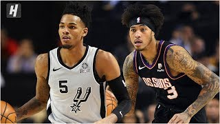 San Antonio Spurs vs Phoenix Suns - Full Game Highlights | December 14, 2019 | 2019-20 NBA Season