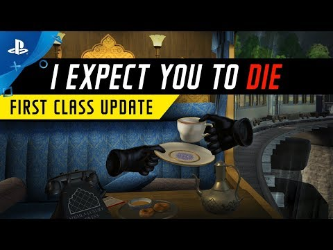 I Expect You To Die Trailer