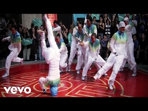 VEVO - Step Up 3D: Behind the Moves, Pt. 1