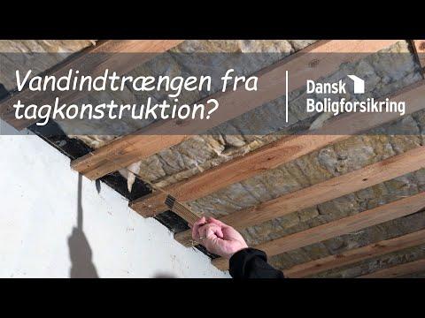 Dansk Boligforsikring besigtigelse af skade