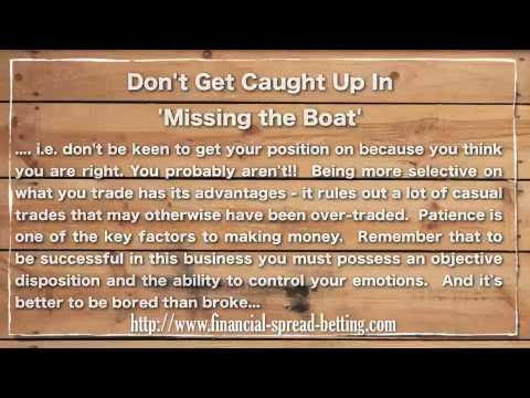 Quick Spread Betting Tips and Strategies