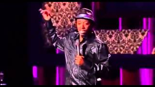 Eddie Griffin On Christians, Muslims, Bible, Jesus and Religion