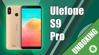 Video Ulefone S9 Pro sACnedkTNF0