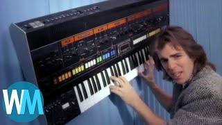 Top 10 Greatest Keyboard Riffs in Rock