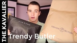 My First Trendy Butler Box | vs Five Four Club Unboxing and Review