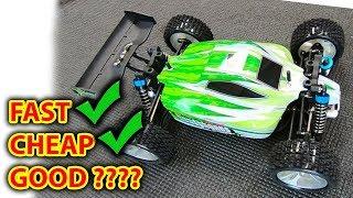 Super FAST & Cheap RC Car - GPS Speed runs  Any Good???