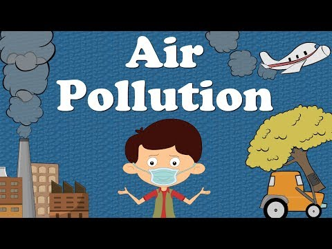 Air Pollution for Kids | #aumsum / ViewPure Air Pollution Effects On Animals Pics
