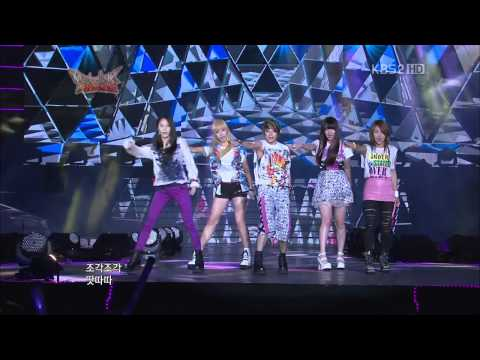 f(x)-Hot Summer, (Danger) & Electric Shock in hong kong 07 of julio 2012