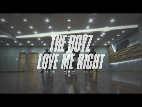 THE BOYZ(더보이즈) 'LOVE ME RIGHT' DANCE PRACTICE VIDEO