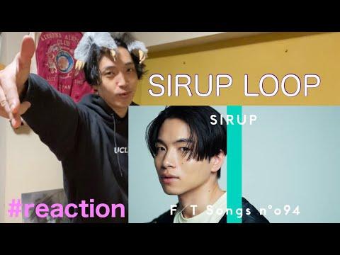 SIRUP - LOOP / THE FIRST TAKE • リアクション動画• Reaction Video | PJJ
