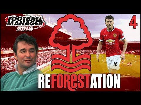 Reforestation | Episode 4 | Them Red Devils | Football Manager 2018