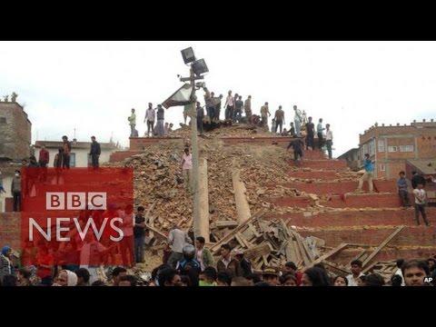 Nepal Earthquake 'Felt Across Entire Region' [Video]