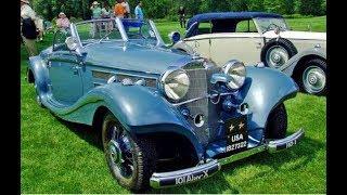 The Blue Goose - Hermann Göring's Mercedes