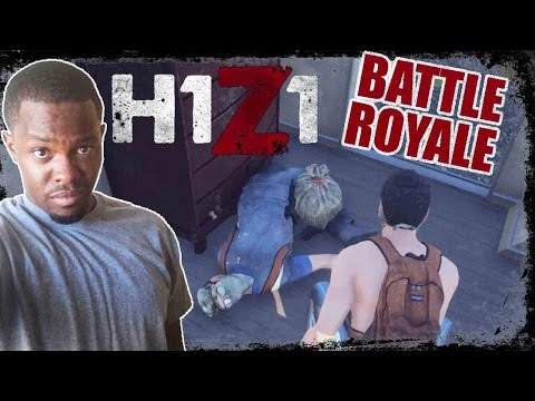 MIZOO GOES OFF! LOL! - Battle Royale H1Z1 Gameplay | H1Z1 BR