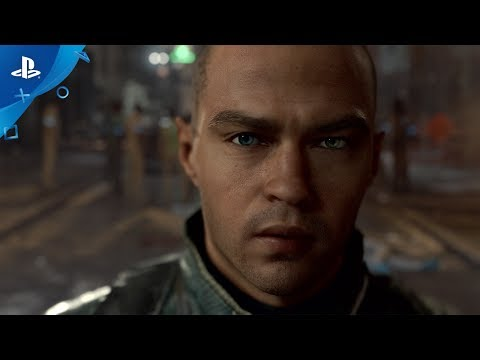 Detroit: Become Human Trailer