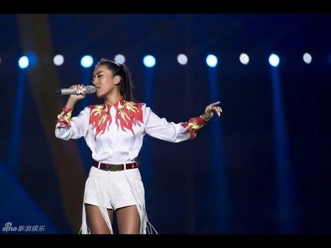 20140828 吉克隽逸激情献唱青奥会闭幕式 Closing Ceremony Nanjing 2014 Youth Olympic Games