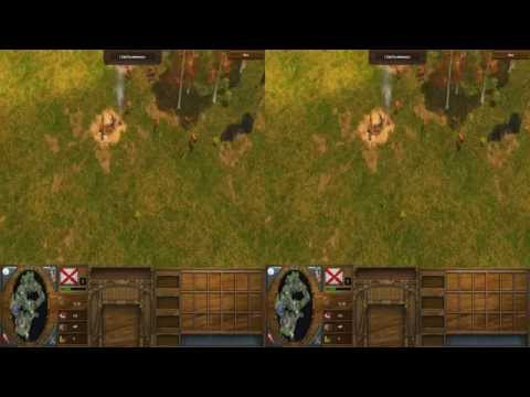 "Age of Empires 3 ""The Warchiefs"" in 3D - Full HD"