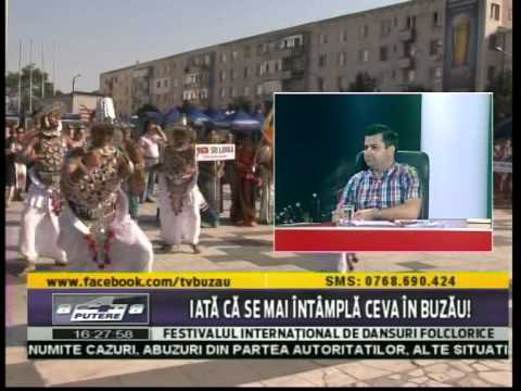 Iata ca se mai intampla ceva in Buzau!