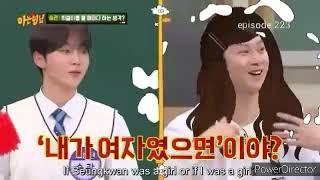 Kim heechul savage funny moment knowing brother part 4미친 김희철 드립 레전드모음