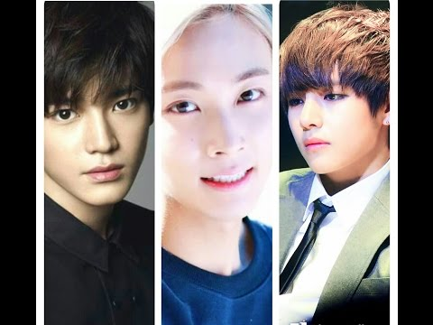 [TOP 15] Most Beautiful Male Kpop Idols (May 2016)
