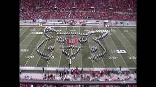 The Ohio State University Marching Band - TBDBITL Halftime 10-6-12 Video games Nebraska