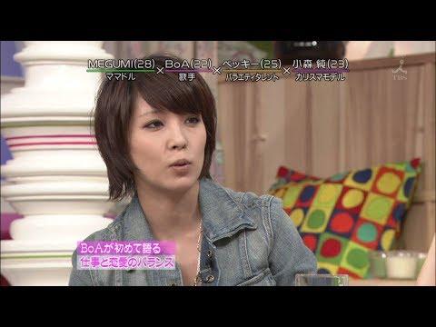2009.10.27 TBS 월광음악단 - BoA