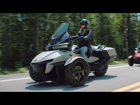 Can-Am Spyder RT LTD Dark Petrol Metallic '20