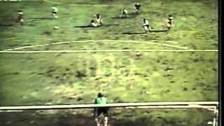 Neuchâtel Xamax - 1 x Sporting - 0 de 1981/1982 1/4 Final Taça Uefa
