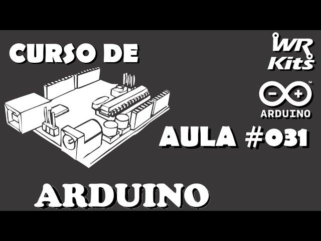 CONTROLE DE MOTOR POR INTERFACE HM | Curso de Arduino #031