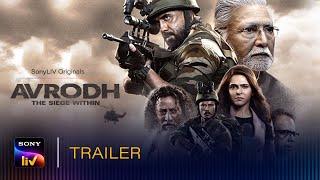 Avrodh – The Siege Within 2020 SonyLIV Series