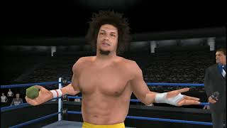William Regal vs Carlito    SVR 2008 Android Gameplay #15    by king of Android games   