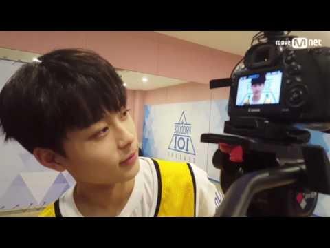 Produce 101 S2: Special Eye Contact ㅣYu Seon Ho ㅣCube Entertainment