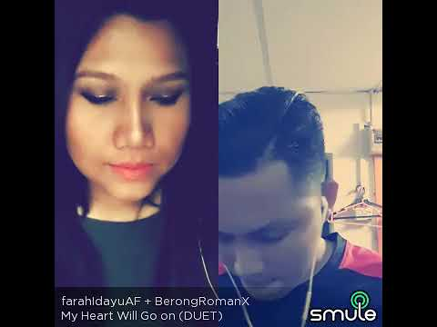 My Heart Will Go On - Farah Idayu ft BerongRomanx (Cover) by Celine Dion