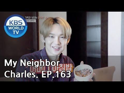 My Neighbor,Charles | 이웃집 찰스 Ep163 / Kenta dreams of being a star in Korea! [ENG/2018.11.19]
