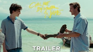 Call me by your Name - Trailer HD